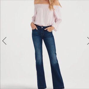 7 for all mankind Dojo jeans size 30 dark wash EUC